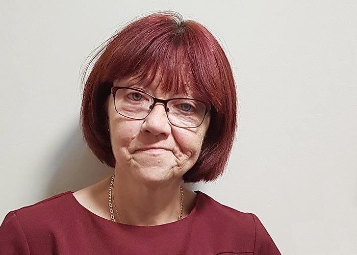 Vicky Wilson